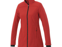 Team Red Women's Vernon Softshell Jacket