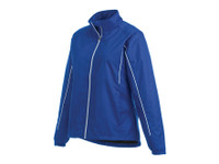 New Royal/White Women's Elgon Lightweight Jacket