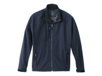 Navy Tunari Softshell Jacket