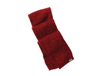 Dark Red Heather 45129 Roots73 Knit Scarf