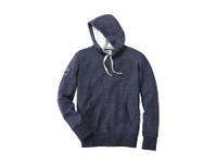 Ink Blue heather 18703 Williams Lake Roots73 Hoodie