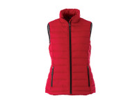 Team Red 99542 Mercer Women's Insulated Vest | Imprintables.ca