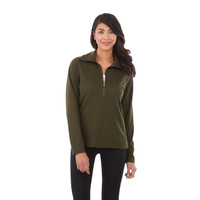 98612 Stratton Women's Knit Half Zip