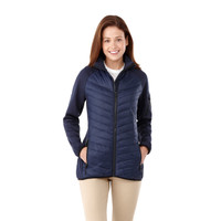 99602 Banff Women's Hybrid Insulated Jacket