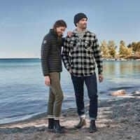 Roots73 17603 Sprucelake Long Sleeve Shirt | imprintables.ca