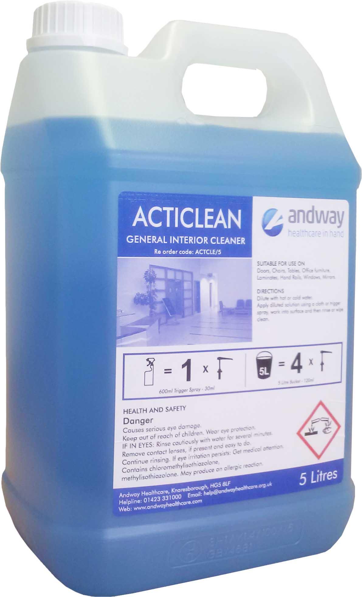 Acticlean 5L
