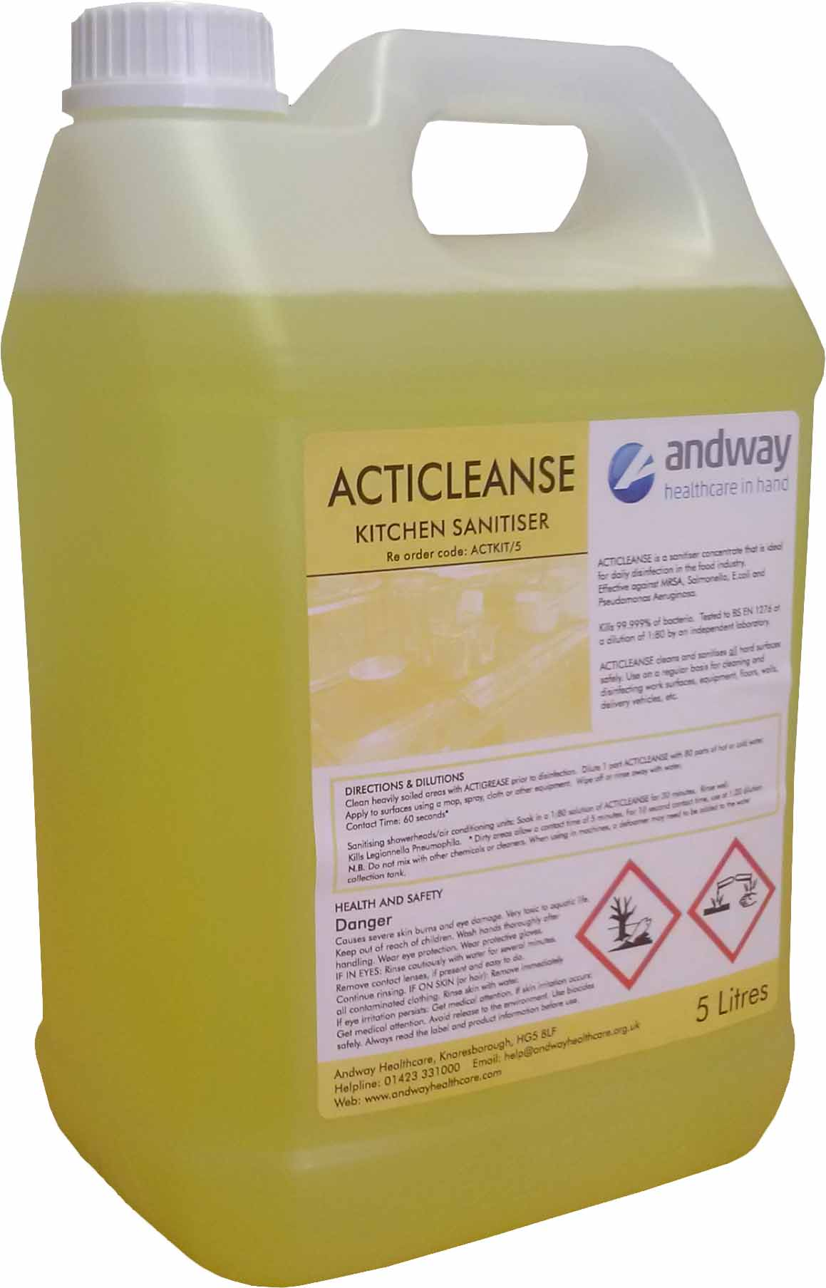 Acticleanse 5L