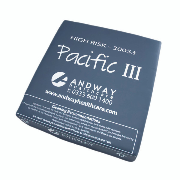 30053 PACIFIC 3 High Risk Foam Cushion