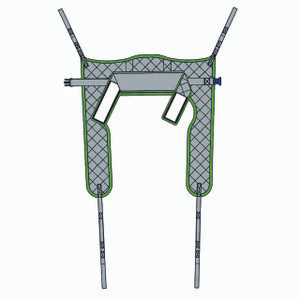 Aquila Patient Toileting Sling