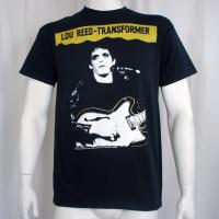 LOU REED Transformer Album Cover Photo T-Shirt