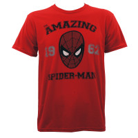 Marvel Spiderman Back To School Slim Fit T-Shirt