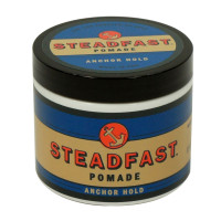 STEADFAST 4oz Anchor Hold Pomade with Free Comb