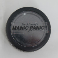 MANIC PANIC GLITTER JEWELS Rave Body Hair Fine Micro Glitter BLACK MAGIC
