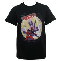 Marvel Comics Deadpool Wanted T-Shirt