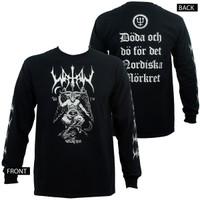 Watain Baphomet Long Sleeve T-Shirt