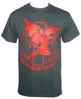 Black Sabbath Tour Art T-Shirt