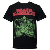 Black Sabbath Bloody Sabbath Cutout T-Shirt