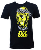 ALC Apparel Stay Gold T-Shirt