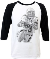ALC Apparel Touchdown Raglan T-Shirt
