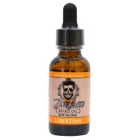 Don Juan Libertine Citrus And Vanilla Scented Beard Oil 1oz