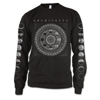Architects Arch Moon Long Sleeve T-Shirt