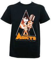The Adicts Clockwork Monkey T-Shirt