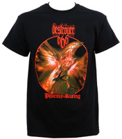 Destroyer 666 Phoenix Rising T-Shirt