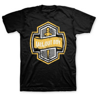 Fall Out Boy Knife Slim Fit T-Shirt