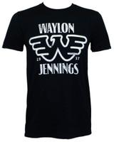 Waylon Jennings Est. Slim-Fit T-Shirt