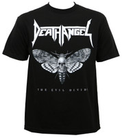Death Angel Evil Divide Moth T-Shirt