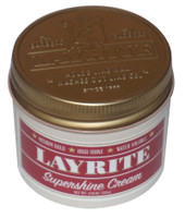 Layrite Super Shine Medium Hold Water Based Cream 4.25 oz