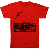 Bad Religion How Could Hell Be Any Worse T-Shirt