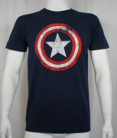 Captain America T-Shirt - Shield