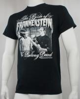 The Bride of Frankenstein T-Shirt - We Belong Dead