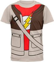 Big Bang Theory T-Shirt - Sheldon Costume