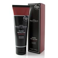 Edwin Jagger Sandalwood Natural Shaving Cream 75ml 2.5oz Tube