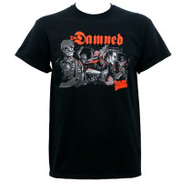 The Damned ROTD Realm of The Damned T-Shirt