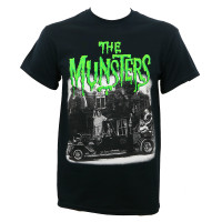 Universal The Munsters Family Coach T-Shirt