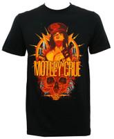 Motley Crue MC Girl Slim-Fit T-Shirt