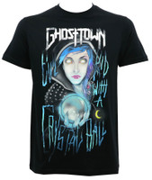 Ghost Town Crystal Ball Slim-Fit T-Shirt