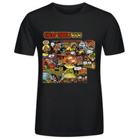 Big Brother & The Holding Company Cheap Thrills Slim Fit T-Shirt
