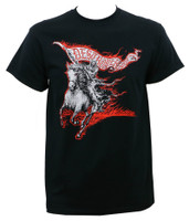 Destroyer 666 Wildfire Album Cover T-Shirt