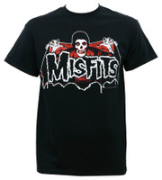 Misfits Batfiend Slim Fit T-Shirt