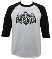 Misfits Batfiend Raglan T-Shirt
