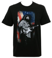 Jerry Garcia Old Glory Slim Fit T-Shirt