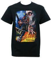 Evil Dead 2 Dead by Dawn Thai Movie Poster T-Shirt