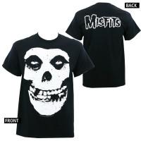 Misfits Skull & Logo T-Shirt