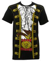 Pirate Prince Costume Slim-Fit T-Shirt