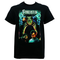 Universal Monsters Dr. Frankenstein T-Shirt