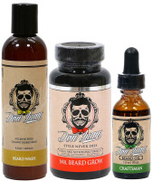 Don Juan Craftsman Ultimate Beard Care Kit